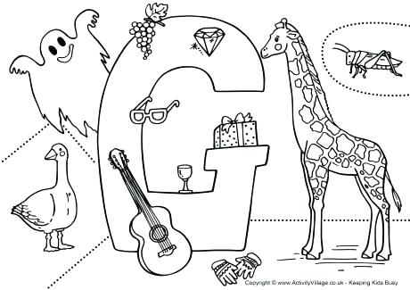 460x325 I Spy Coloring Pages Exclusive Letter N Coloring Sheet I Spy
