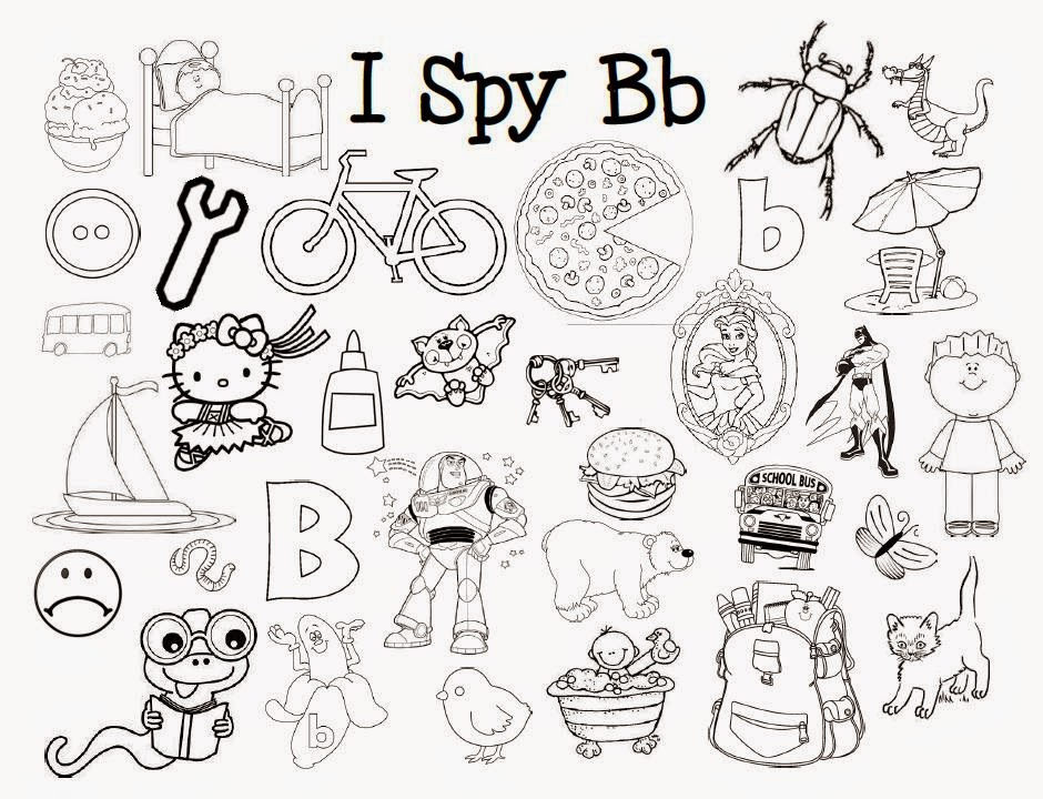 940x720 Mom Has Cooties I Spy Letter Sounds Coloring Pages