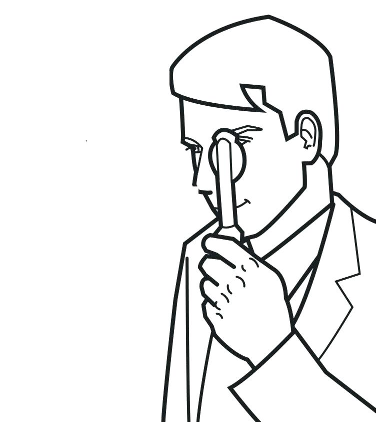 766x842 Spy Coloring Page Coloring Pages Free Coloring Pages Crayola Es