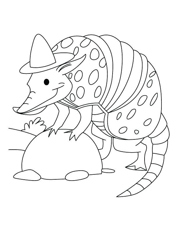 612x792 Spy Coloring Page Vector Of A Cartoon Spy Kid Coloring Page