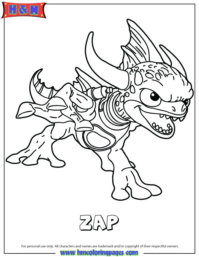 670x867 Spyro Coloring Pages Coloring Pages Adventure Coloring Sketch