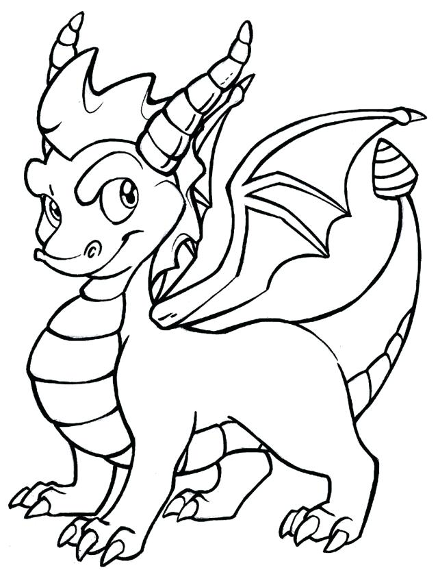 640x832 Spyro Coloring Pages Dragon Coloring Pages Coloring Pages Coloring