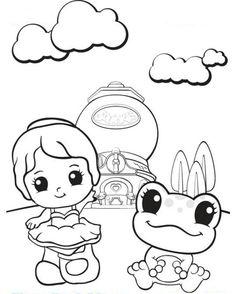 236x294 Squinkies Coloring Page! Squinkies Activities Pet