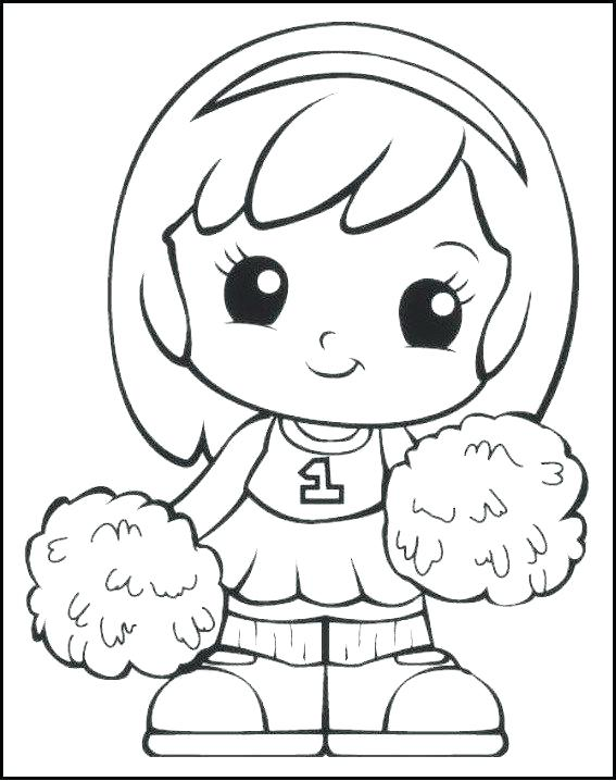 567x718 Squinkies Coloring Pages