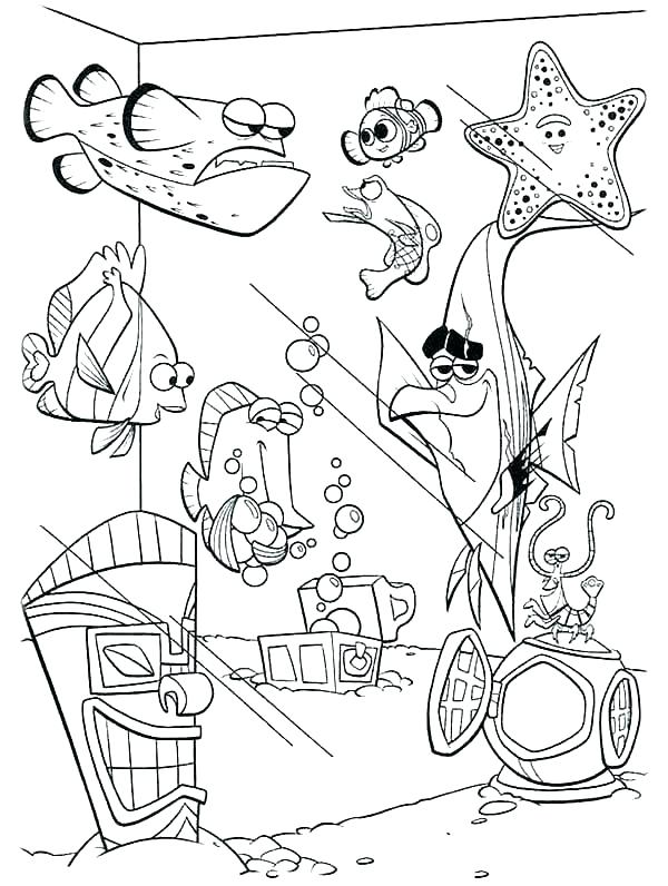 600x796 Squirt Coloring Pages Home Improvement Loans Bank Of America