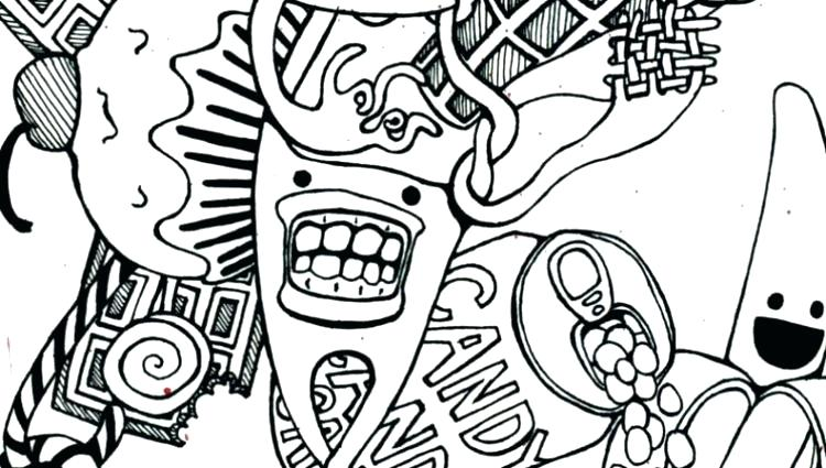 750x425 Squirt Coloring Pages Printable Flowers To Color Coloring Page