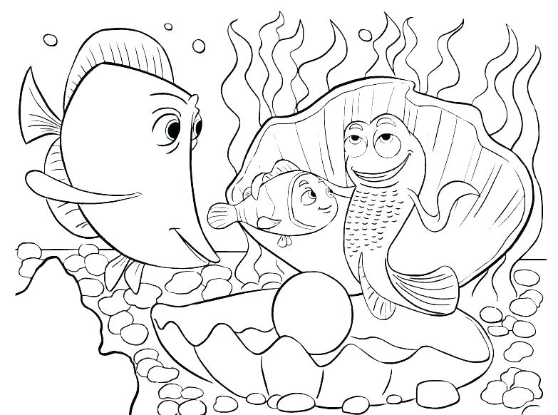 783x582 Nemo Coloring Pages Elegant Printable Coloring Pages Best