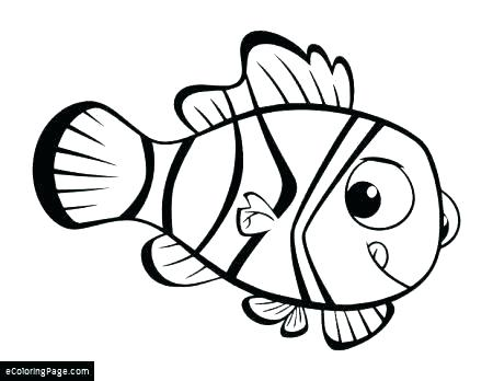 450x348 Coloring Pages Nemo Coloring Page Finding Coloring Pages Color
