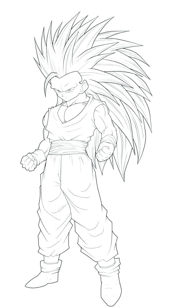 604x1024 Ssgss Vegeta Coloring Pages Goku Vegeta Coloring Pages