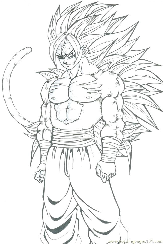 649x974 Goku Coloring Page Luxury Super Coloring Pages Image Free