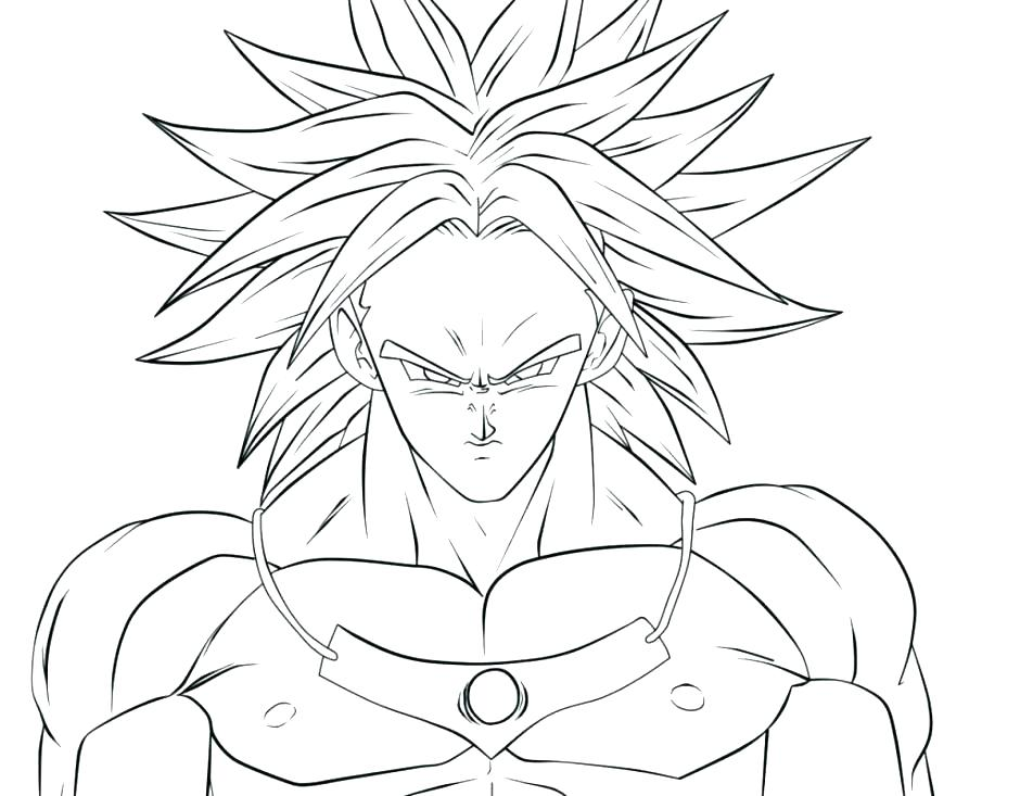 940x733 Goku Coloring Page Super Coloring Pages Super Dragon Ball Gt
