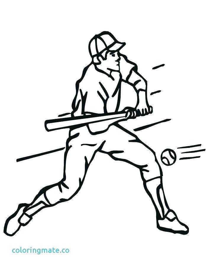 700x905 Baseball Coloring Pages Baseball Field Coloring Pages Baseball