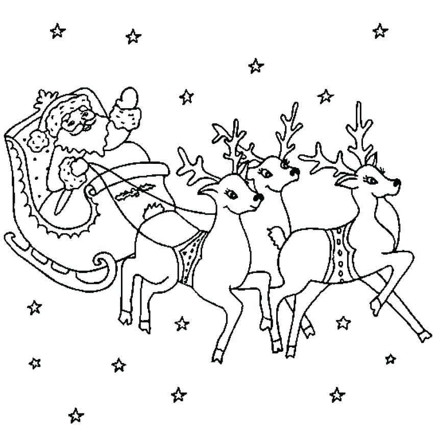 858x858 Coloring Page Santa Hat Coloring Page Coloring Page For St Lucia