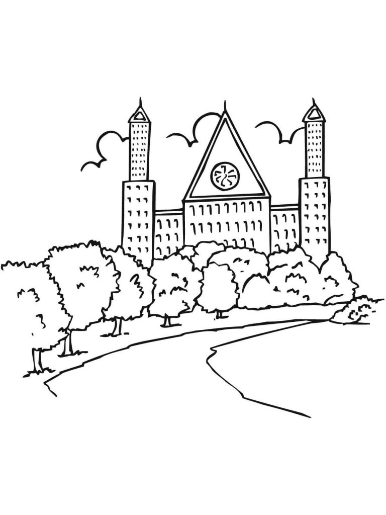 St Lucia Coloring Pages At Getdrawings Com Free For Personal Use