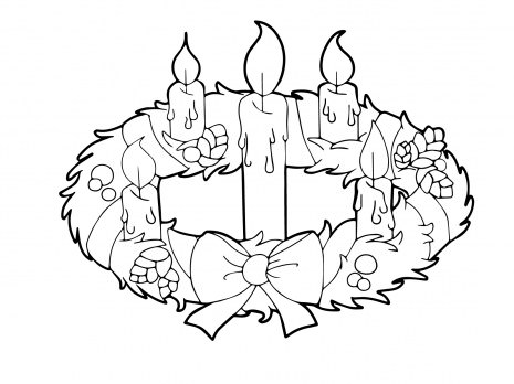 465x348 St Lucia Crown Coloring Pages