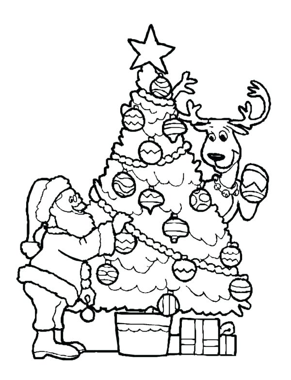 600x783 Coloring Page Santa Coloring Pages Of Coloring Pages For Kids Free