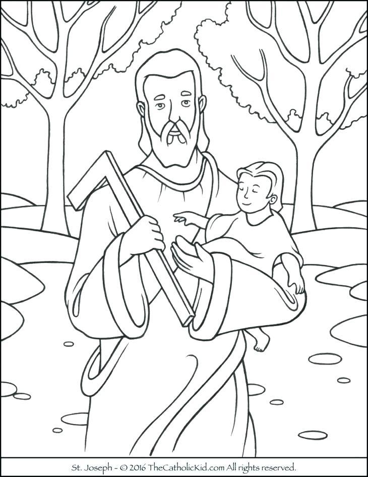 730x945 Saint Coloring Pages St Coloring Page Saint Coloring Pages St