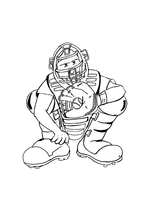 Stadium Coloring Pages