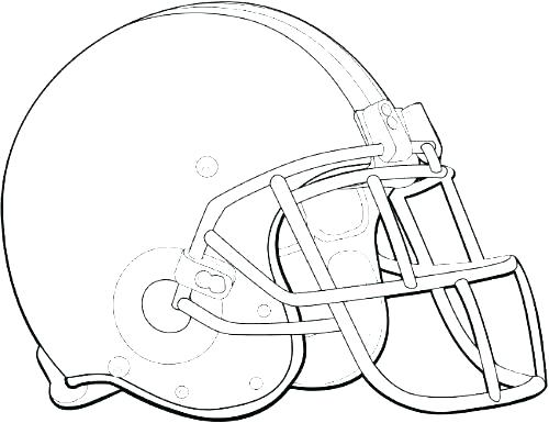 The Best Free Football Player Coloring Page Images Download From 50