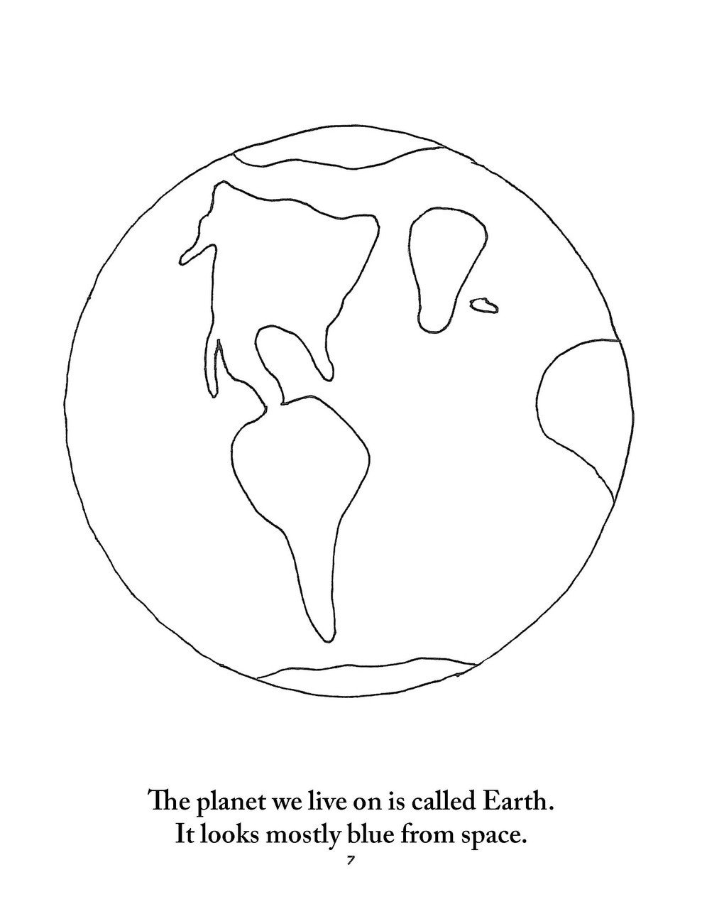 989x1280 Earth Science And Astronomy Coloring Pages