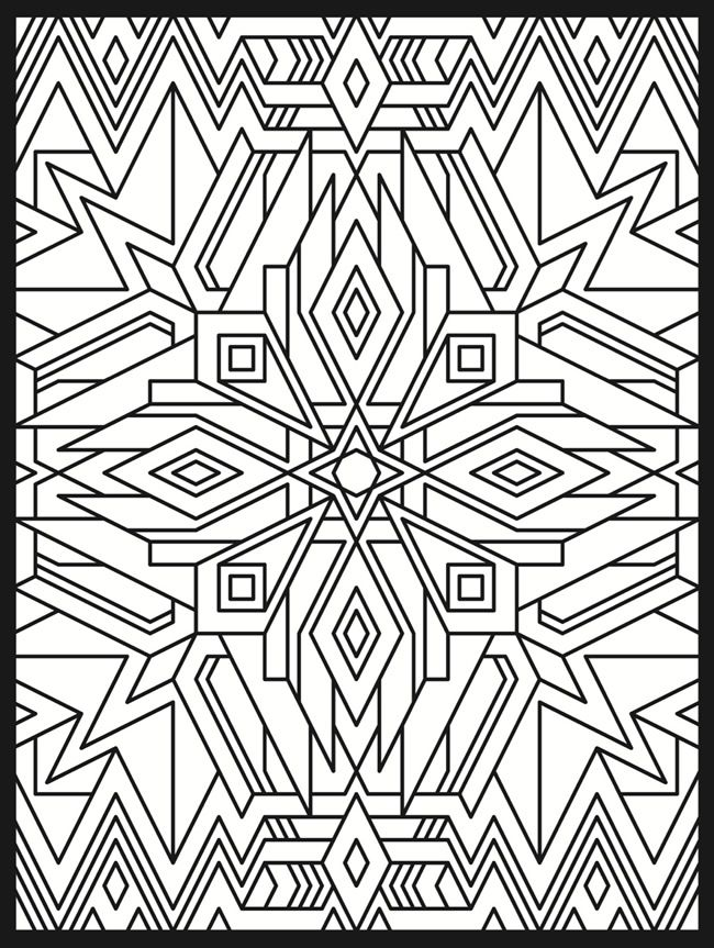 650x863 Free Design Art Coloring Pages Free Printable Stained Glass