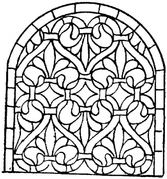Stained Glass Coloring Pages For Kids at GetDrawings.com ...