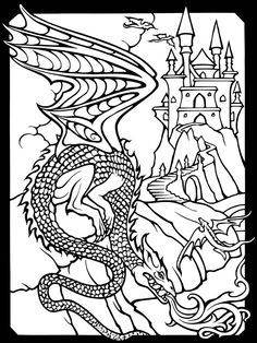 236x314 Excellent Idea Printable Stained Glass Coloring Pages