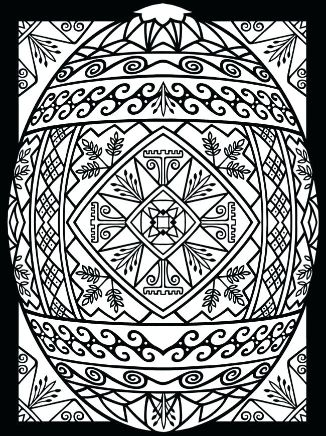 650x870 Stained Glass Coloring Pages Best Stained Glass Coloring Pages