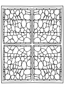 223x300 Stained Glass