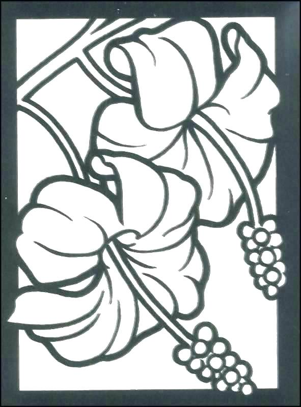 591x800 Stained Glass Coloring Pages Window Coloring Pages Stained Glass
