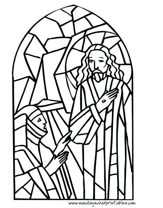 549x700 Stained Glass Window Colouring Page Also Black Widow Superhero