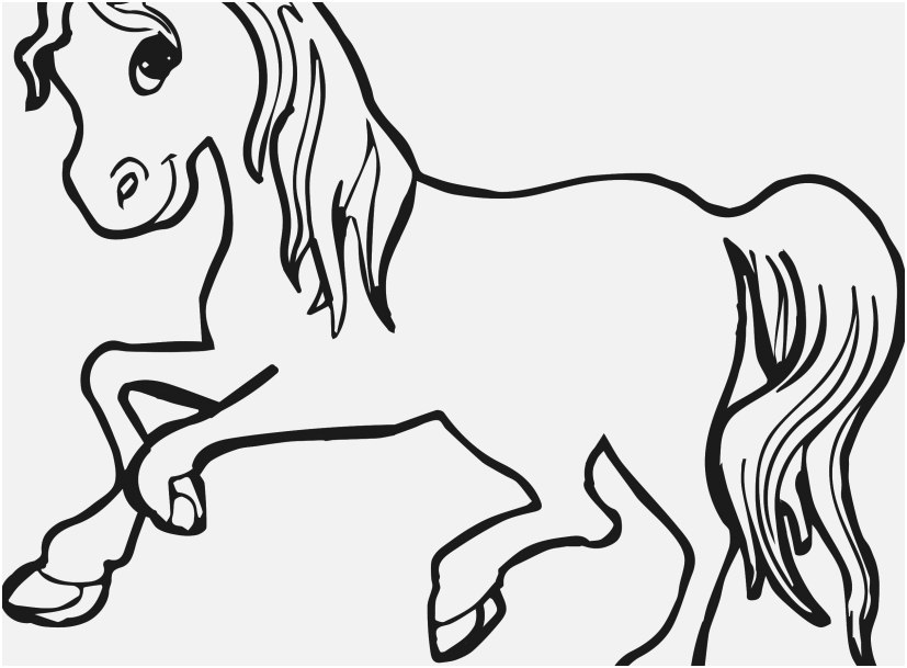 827x609 Free Horse Coloring Pages Collection Horse Coloring Pages
