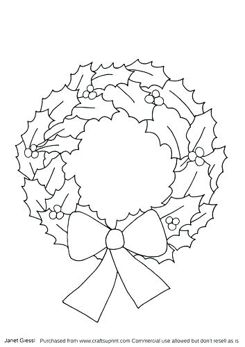 353x500 Advent Wreath Coloring Page Wreath Coloring Wreath Coloring Page