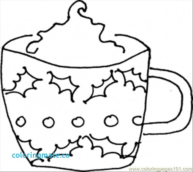 650x580 Cup Coloring Page Inspirational Coloring Pages Cup Food Fruits Gt