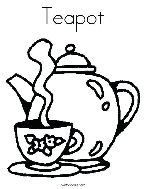 468x605 Cup Coloring Page Tea Cup Cricket World Cup Colouring Pages