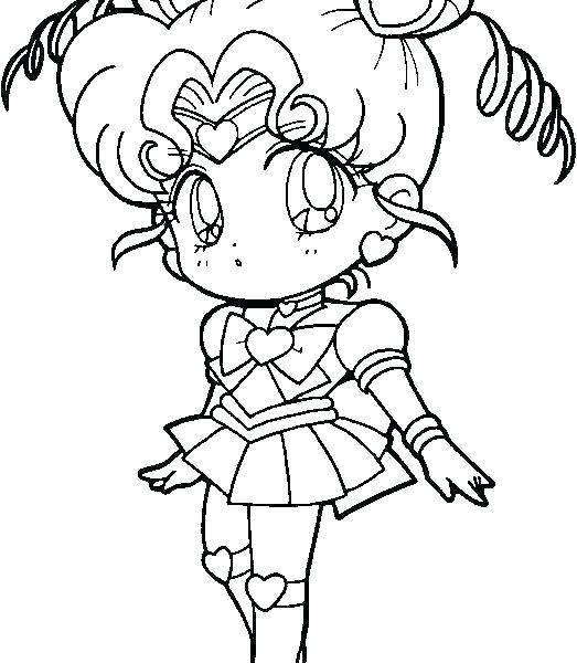 523x600 Sailor Moon Printable Coloring Pages Printable Star Coloring Pages