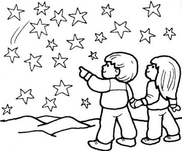 360x300 Coloring Pages Star Colouring Free Wars Momjunction Angry Birds