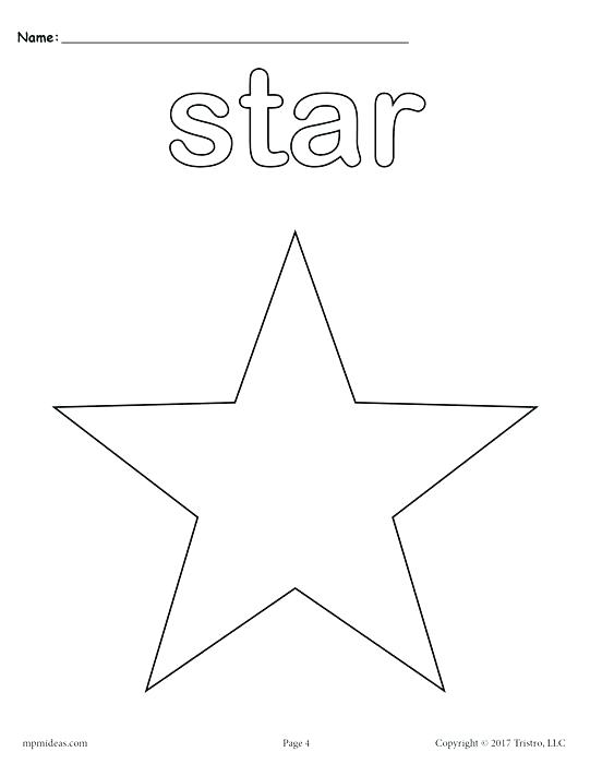 541x700 Coloring Pages Stars Coloring Pages Star Free Printable Star