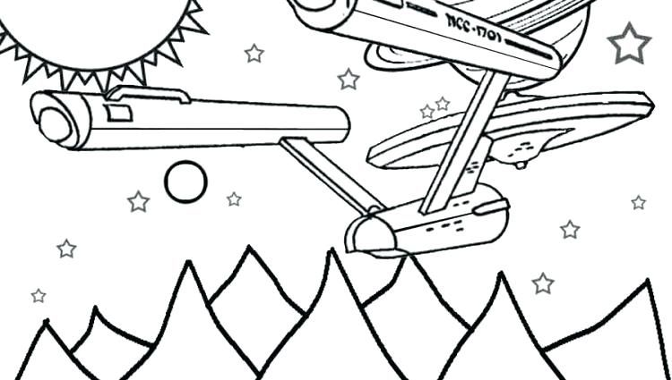 750x425 Star Trek Coloring Pages New Star Trek Coloring Pages