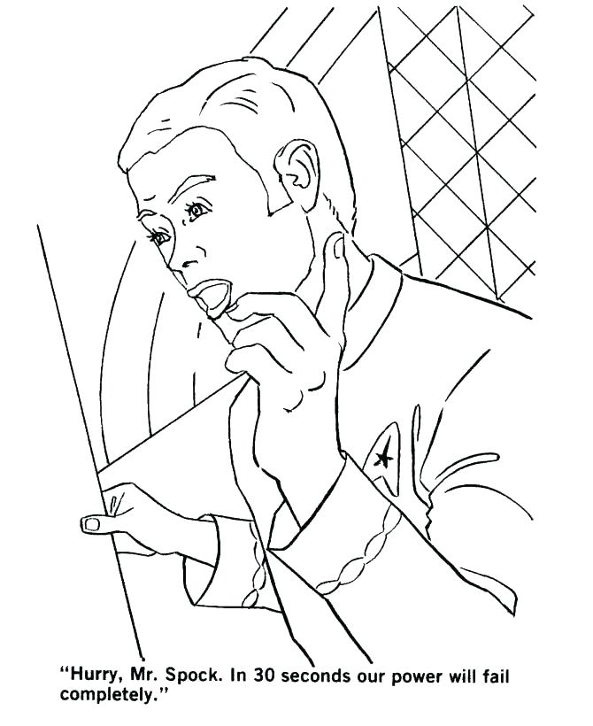 670x820 Star Trek Coloring Pages Star Trek Coloring Book Together