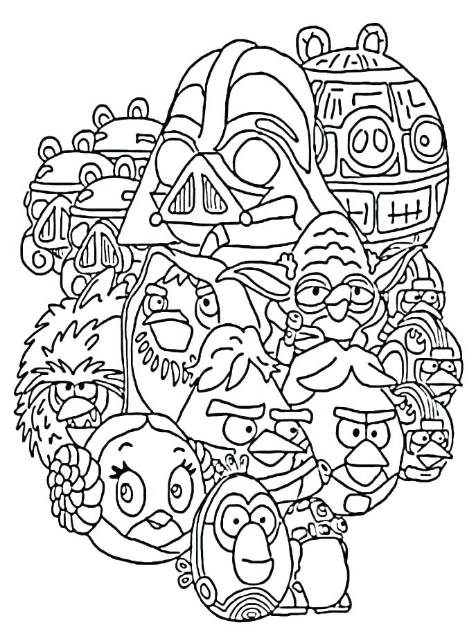Star Wars Adult Coloring Pages at GetDrawings.com | Free for ...