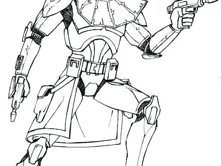 440x330 Star Wars The Clone Wars Coloring Pages Coloring Pages Clone Wars
