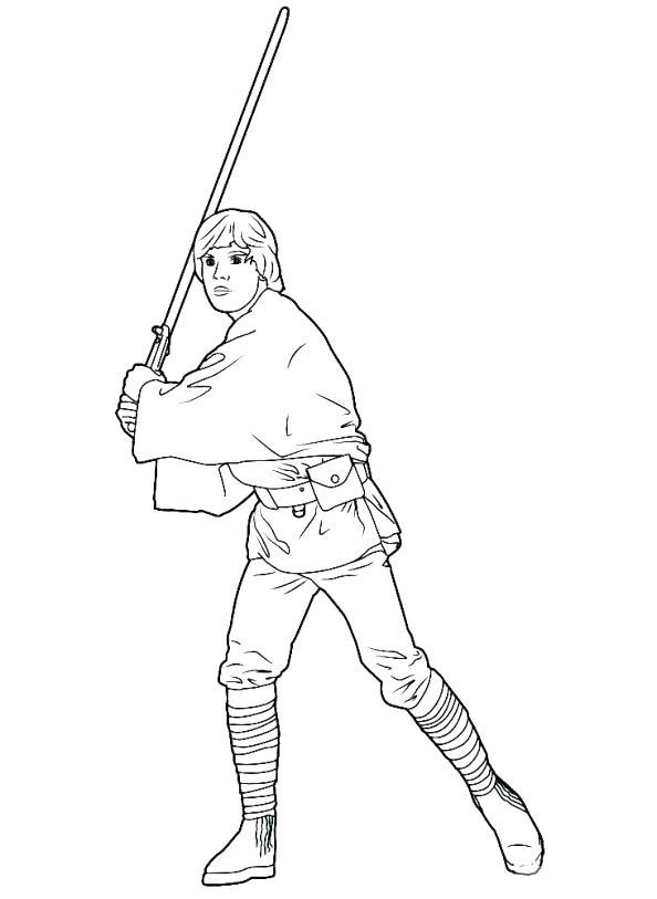 594x813 Anakin Skywalker Coloring Pages Anakin Skywalker Clone Wars