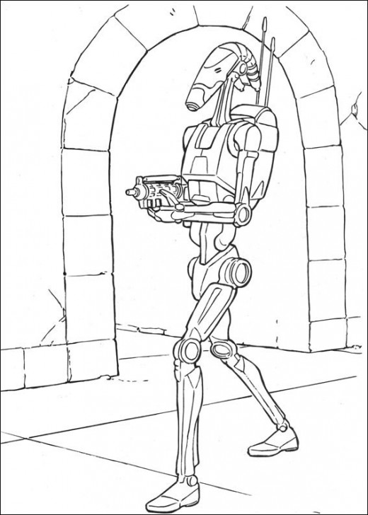 520x728 Star Wars Printable Coloring Pages Star, Adult Coloring