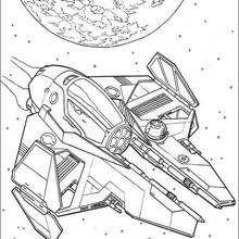 220x220 Star Wars Battle Droids Coloring Pages