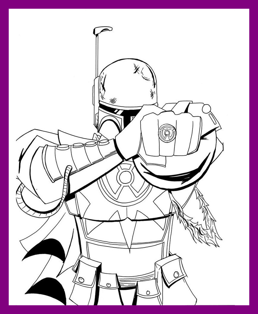863x1051 Amazing Unique Star Wars Cartoon Characters Coloring Pages