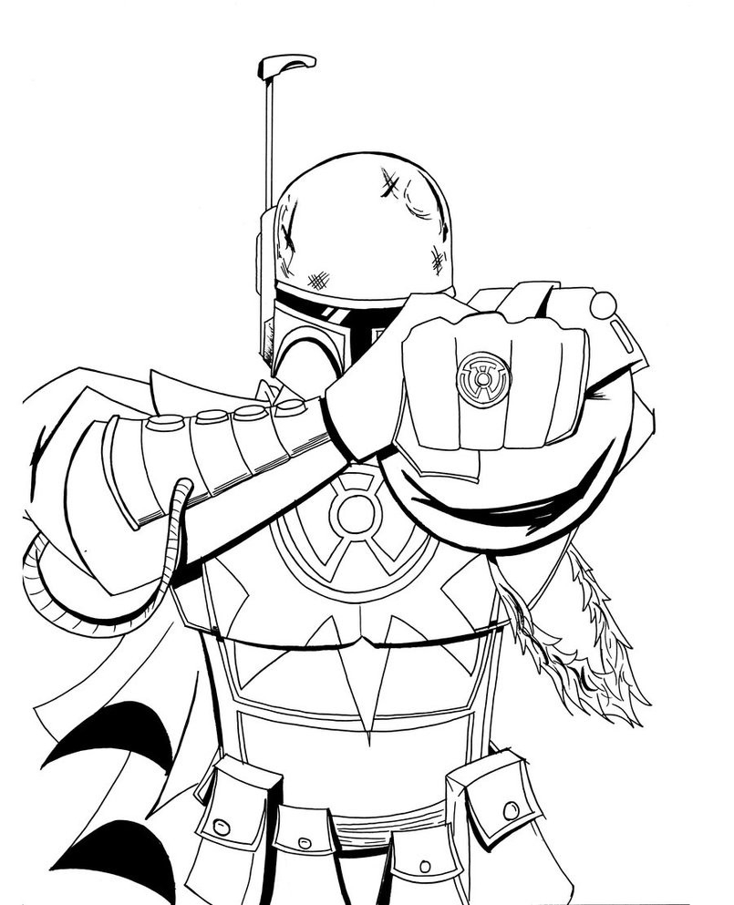 805x993 Unique Star Wars Cartoon Characters Coloring Pages Collection