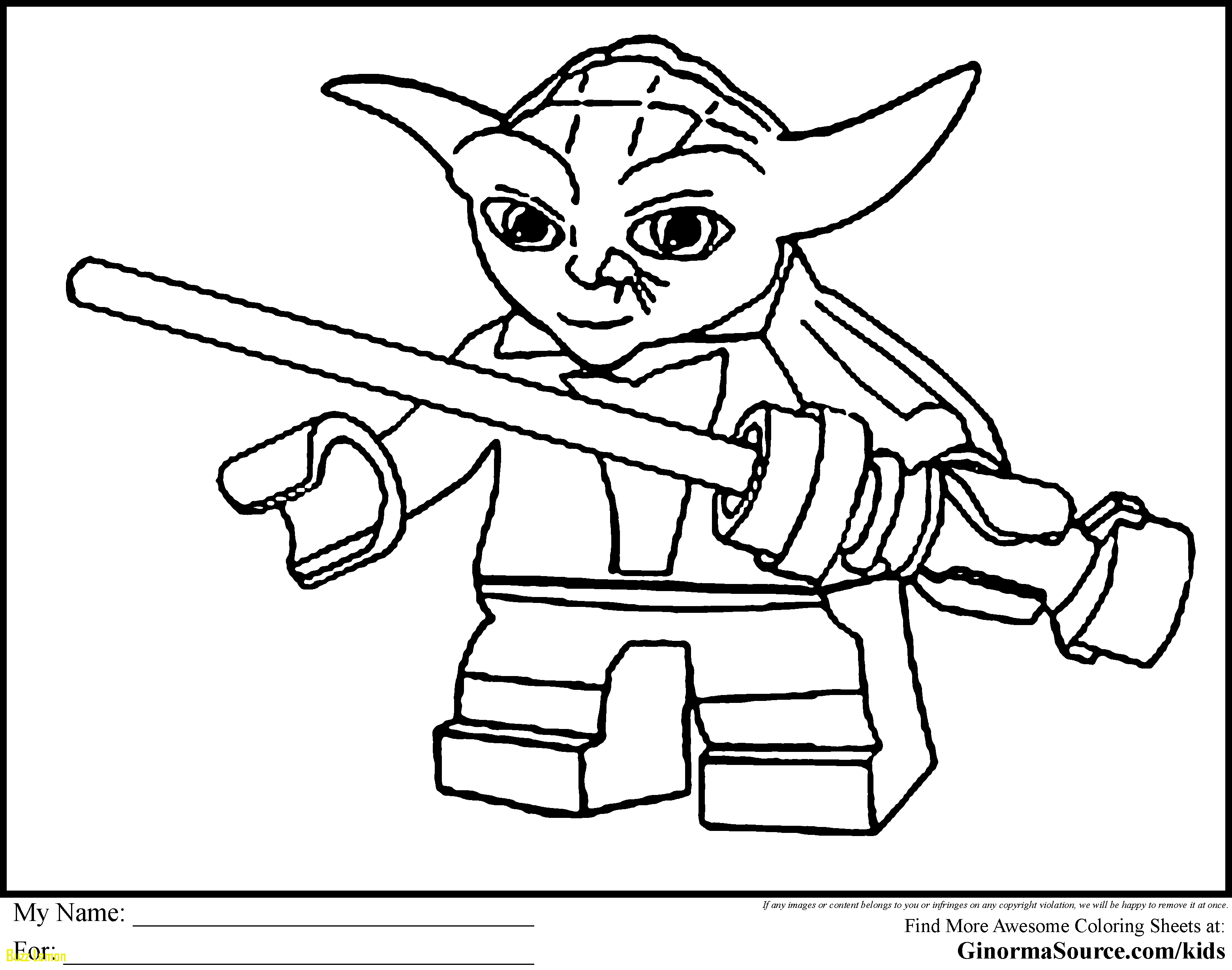 3120x2455 Coloring Page Yoda Inspirational Free Lego Star Wars Pages