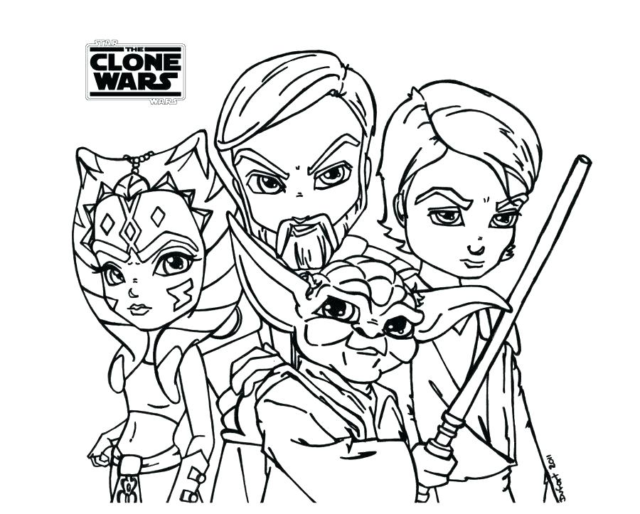 900x723 Ahsoka Tano Coloring Pages Coloring Pages The Clone Wars Clone