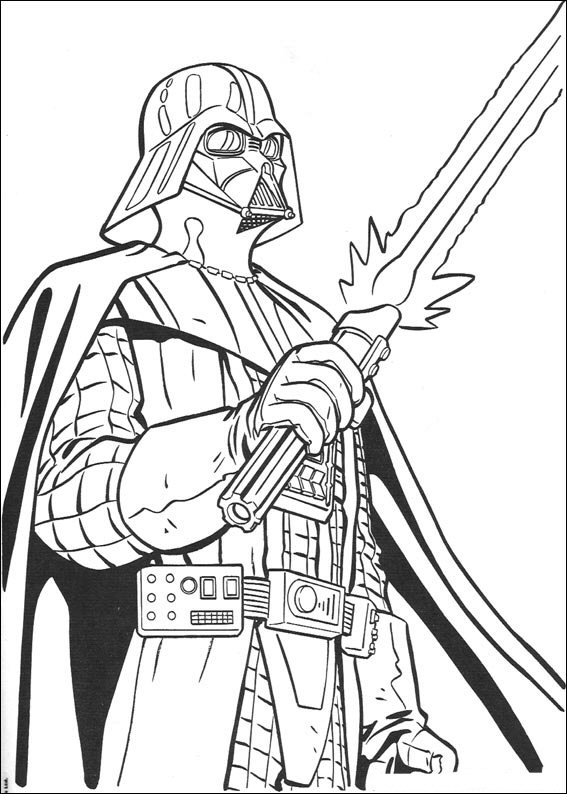 Kleurplaten Star Wars Force Awakens.Star Wars Coloring Pages At Getdrawings Com Free For Personal Use